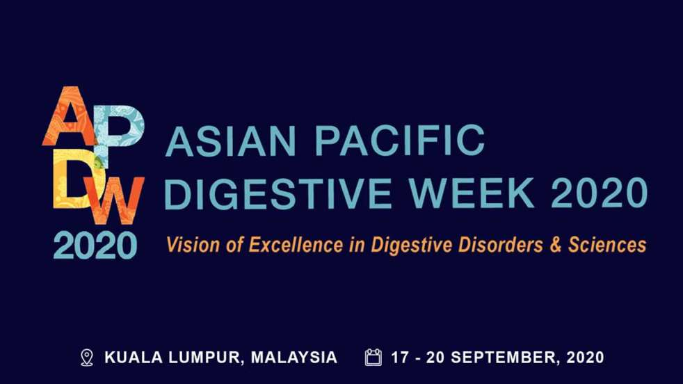 Asian Pacific Digestive Week 2020
